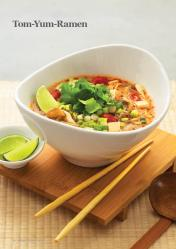 Rezept - Tom-Yum-Ramen - Vegan Food & Living – 02/2020