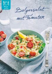 Rezept - Bulgursalat mit Tomaten - Simply Kreativ Extra – Leckere Ideen für den Thermomix® 01/2020