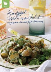 Rezept - Kartoffel-Walnuss-Salat mit frischem Kräuter-Joghurtdressing - Simply Kreativ Extra – Leckere Ideen für den Thermomix® 01/2020