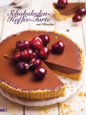 Rezept - Schokoladen-Kaffee-Tarte mit Kirschen - Simply Backen Kuchen & Kleingebäck – 01/2020
