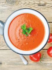 Rezept - Tomatensuppe - Bewusst Low Carb Sonderheft: Fasten – 02/2020