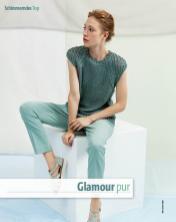Strickanleitung - Glamour pur - Fantastische Frühlings-Strickideen 02/2020