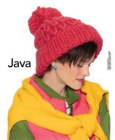 Strickanleitung - Java - Designer Knitting 02/2020
