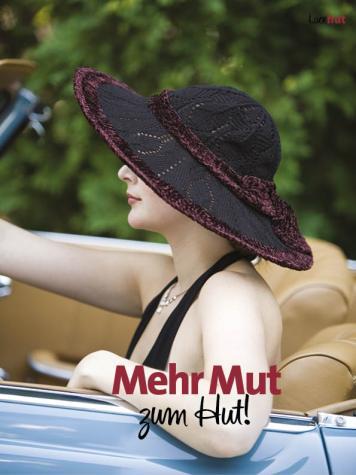 Strickanleitung - Mehr Mut zum Hut - Simply Kreativ Sonderheft Lace für jeden Tag – 01/2020