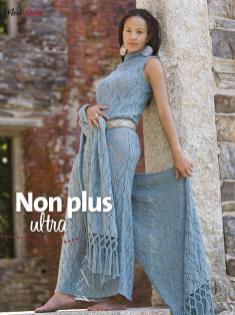 Strickanleitung - Non plus ultra - Simply Kreativ Sonderheft Lace für jeden Tag – 01/2020