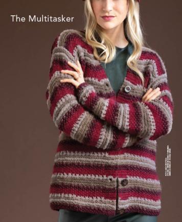 Strickanleitung - The Multitasker - Designer Knitting 02/2020