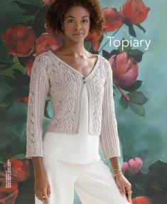 Strickanleitung - Topiary - Designer Knitting 02/2020