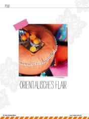 Nähanleitung - Orientalisches Flair - Simply Nähen Sonderheft Upcycling 01/2020