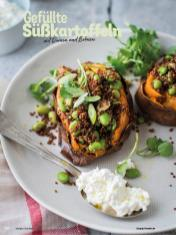 Rezept - Gefüllte Süßkartoffeln mit Quinoa und Bohnen - Simply Kochen Diät-Rezepte für gesunde Ernährung