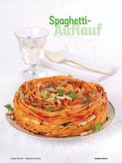 Rezept - Spaghetti-Auflauf - Simply Kochen Italienische Küche