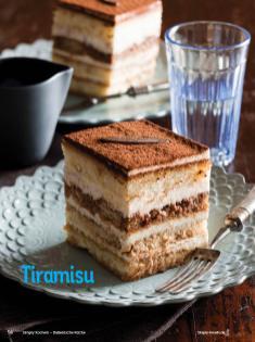 Rezept - Tiramisu - Simply Kochen Italienische Küche