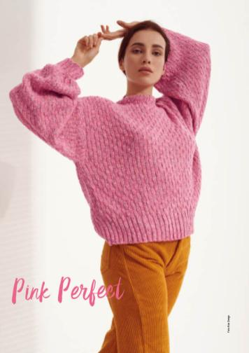 Strickanleitung - Pink Perfect - Simply Stricken 03/2020