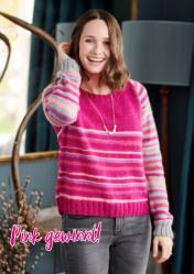 Strickanleitung - Pink gewinnt - Simply Stricken 03/2020