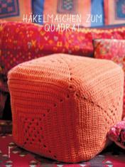 Häkelanleitung - Häkelmaschen zum Quadrat - Simply Kreativ Heft 02/2020