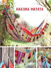 Nähanleitung - Hakuna Matata - Simply Kreativ Heft 02/2020