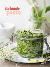 Rezept - Bärlauchpesto - Simply Kochen mit Vorräten 02/2020