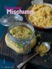 Rezept - Couscous-Mischung - Simply Kochen mit Vorräten 02/2020