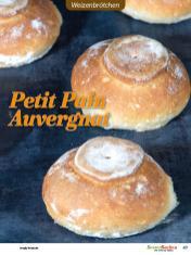 Rezept - Petit Pain Auvergnat - Brötchen Backen mit Tommy Weinz Teil 2 – 03/2020