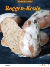 Rezept - Roggen-Keule - Brötchen Backen mit Tommy Weinz Teil 2 – 03/2020