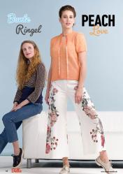 Strickanleitung - Bunte Ringel und Peach Love - Bella – Einfach Stricken 03/2020