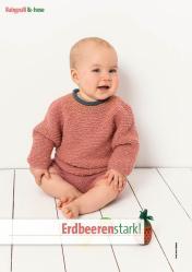 Strickanleitung - Erdbeerenstark - Fantastische Sommer-Strickideen 03/2020
