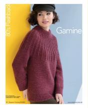 Strickanleitung - Gamine - Designer Knitting 03/2020
