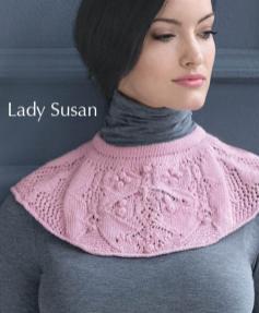 Strickanleitung - Lady Susan - Designer Knitting 03/2020