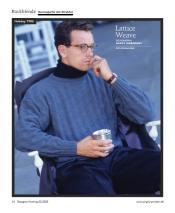 Strickanleitung - Lattice Weave - Designer Knitting 03/2020