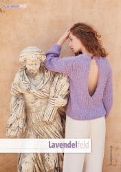 Strickanleitung - Lavendelfeld - Fantastische Sommer-Strickideen 03/2020