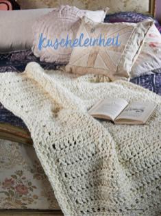 Häkelanleitung - Kuscheleinheit - Best of Simply Häkeln – Die schönsten Decken 02/2020