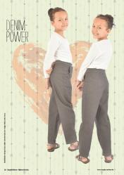 Nähanleitung - Denim Power - Simply Nähen – Nähen für Kids 01/2020