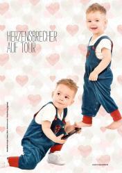Nähanleitung - Herzensbrecher auf Tour - Simply Nähen – Nähen für Kids 01/2020