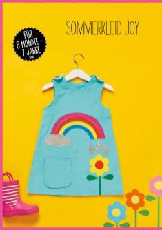 Nähanleitung - Sommerkleid Joy - Simply Nähen 04/2020