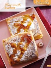 Rezept - Karamellkuchen - Simply Backen Blätterteig – 02/2020