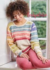 Strickanleitung - Farbpalette - Simply Stricken 04/2020