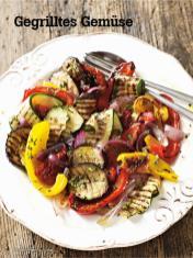 Rezept - Gegrilltes Gemüse - Vegan Food & Living – 04/2020
