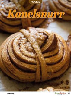 Rezept - Kanelsnurr - Besser Backen mit Tommy Weinz Vol. 2 – 04/2020