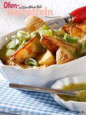 Rezept - Ofenkartoffeln mit Schnittlauch-Pesto - Simply Kochen Sonderheft Sommerrezepte 01/2020