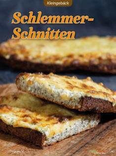 Rezept - Schlemmer-Schnitten - Low Carb Backen mit Tommy Weinz – 01/2020