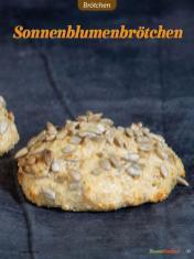 Rezept - Sonnenblumenbrötchen - Low Carb Backen mit Tommy Weinz – 01/2020