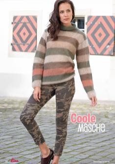 Strickanleitung - Coole Masche - Lina – Einfach Stricken 04/2020