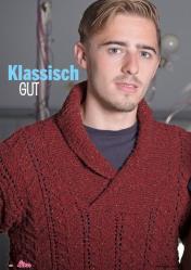 Strickanleitung - Klassisch gut - Lina – Einfach Stricken 04/2020