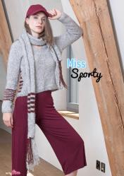 Strickanleitung - Miss Sporty - Lina – Einfach Stricken 04/2020