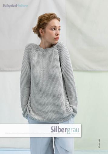 Strickanleitung - Silbergrau - Fantastische Strickideen Sonderheft 04/2020