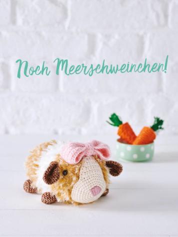 Häkelanleitung - Noch Meerschweinchen! - Simply Häkeln 05/2020