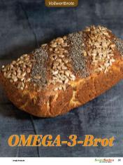 Rezept - OMEGA-3-Brot - Vollkorn Backen mit Tommy Weinz – 01/2020
