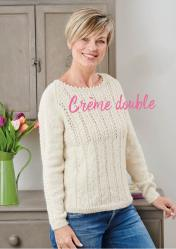 Strickanleitung - Crème double - Simply Stricken 05/2020