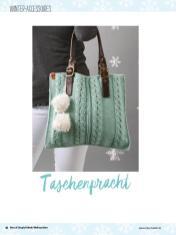 Häkelanleitung: Taschenpracht – simply häkeln Weihnachts-Special 0120