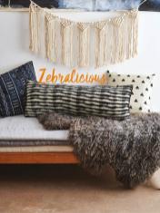 Häkelanleitung - Zebralicious - Best of Simply Häkeln Sonderheft – Home-Deko 01/2020