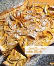 Rezept - Apfelkuchen vom Blech - Simply Backen Blechkuchen – 03/2020